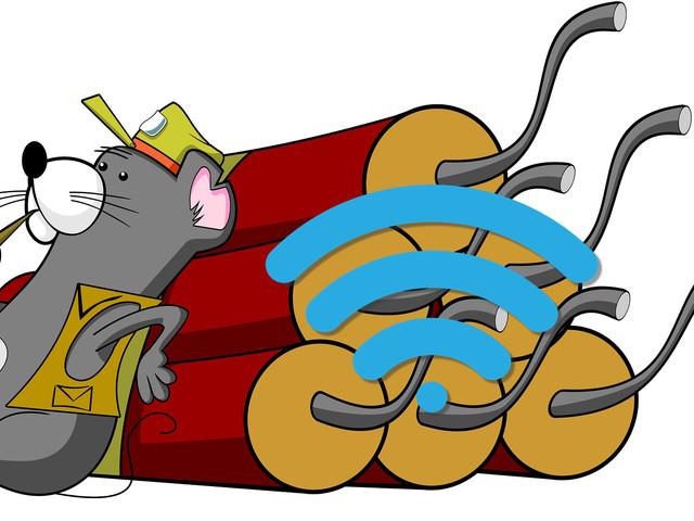 Stor sårbarhet upptäckt i Wi-Fi, 41 procent av alla Androidenheter drabbade