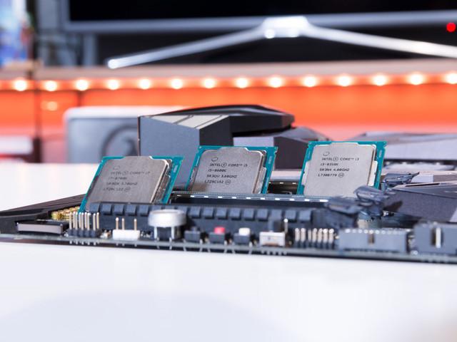 """Intel """"Comet Lake"""" med upp till 10kärnor och 125WTDP lanseras år 2020"""