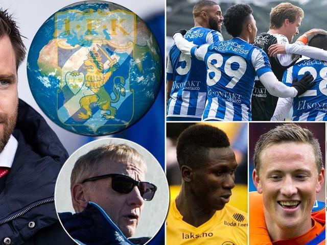 IFK:s fyndmarknad: 'Håller en hög nivå'