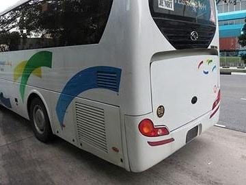 Apple-bussar vandaliseras – rapporter om stenkastning och skjutningar