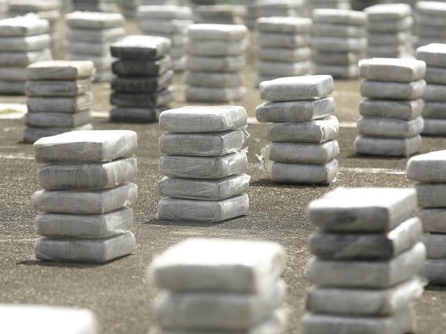 Stort kokainbeslag utanför Cornwall