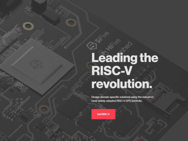 Intel önskar köpa RISC-V-tillverkare