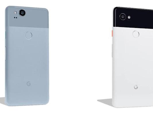 Nya rykten om Google Pixel 2 och Pixel XL 2