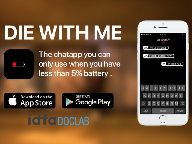 Ny meddelande-app fungerar bara på telefoner med mindre än 5 % batteri