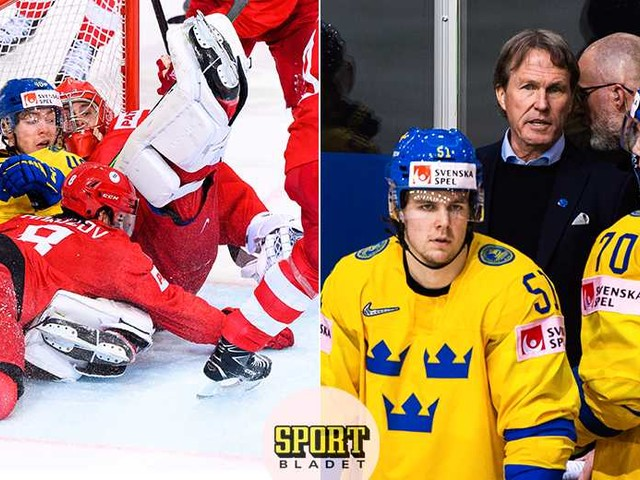 JUST NU: Svenska fiaskot fullbordat
