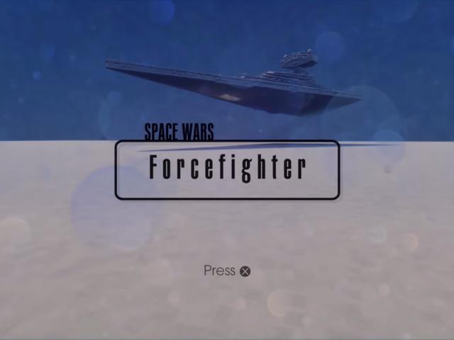Dreams användare skapar Star Wars X-Wing spel