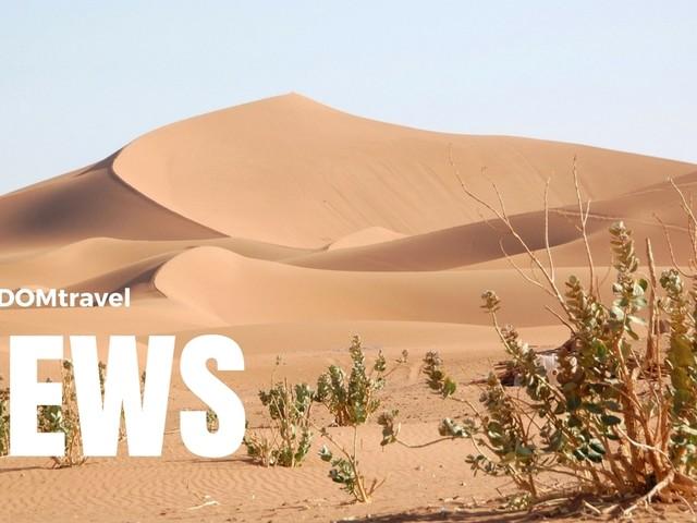 Turism i Saudiarabien, kinesiska resenärer och fotbolls-vm i Ryssland