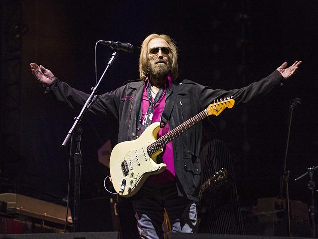 Privat begravning för Tom Petty