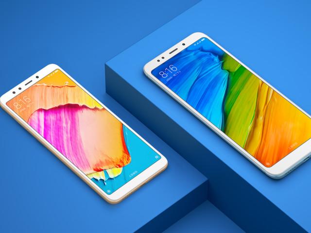 Xiaomi lanserar Redmi 5 och Redmi 5 Plus med 18:9-skärmar