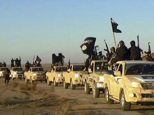 Dataspelsbild ryskt bevis för USA-stöd till IS