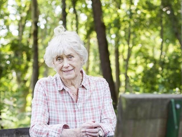 Kerstin Ekman till försvar för den vilda växtligheten