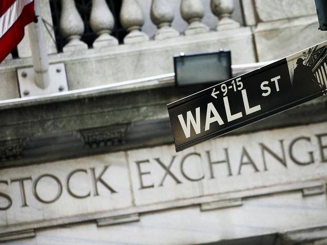 Nervöst på Wall Street
