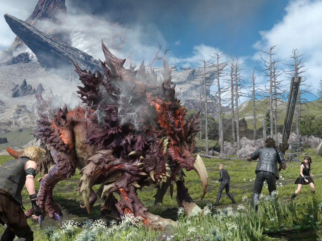 Final Fantasy XV släpps för PC/Windows 2018