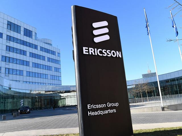 Ericssons vinst lägre än väntat