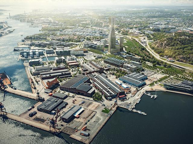 Nordic Choice öppnar i Nordens högsta byggnad