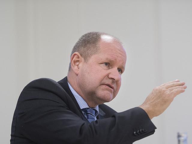 Rikspolischefen: Tappat förtroende för polisen beror på omorganisationen