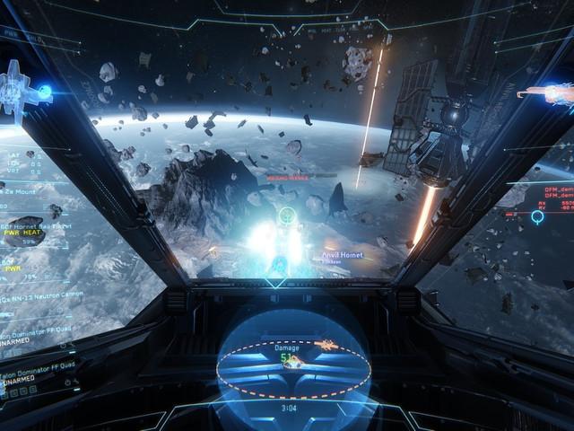 Crytek stämmer Star Citizen-utvecklaren Cloud Imperium Games för avtalsbrott
