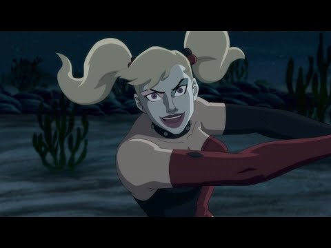 Trailer för Suicide Squad: Hell to Pay