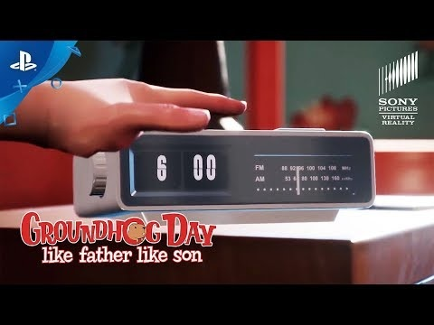 Groundhog Day: Like Father Like Son ute nu