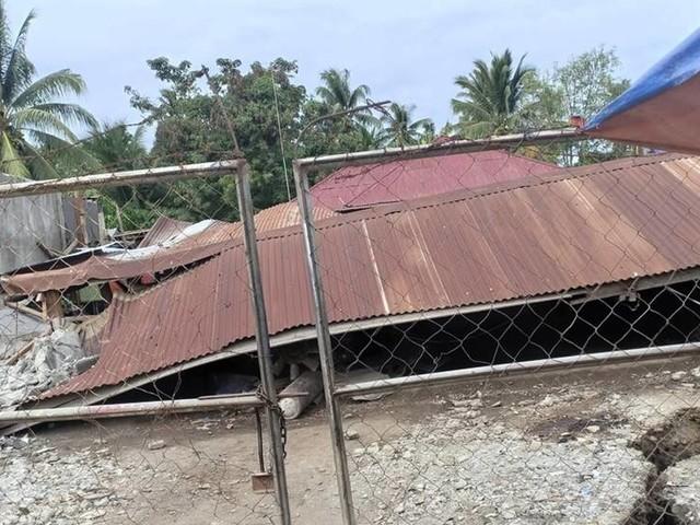 Tre döda efter skalv i Filippinerna