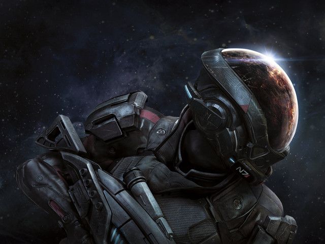 Inga DLC-paket för Mass Effect: Andromeda