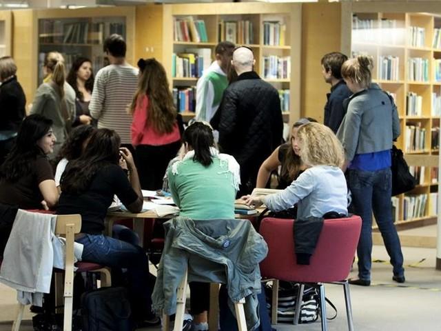 Fler söker internationella utbildningar