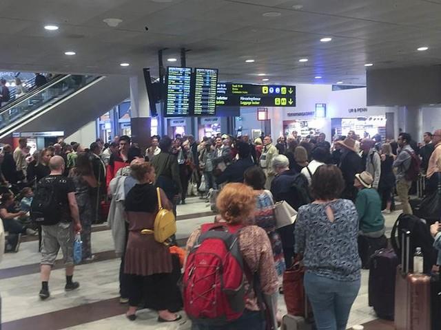 Tågproblemen fortsätter på midsommarafton