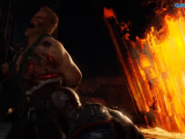GRTV spelar God of War (Vi möter Magni & Modi )