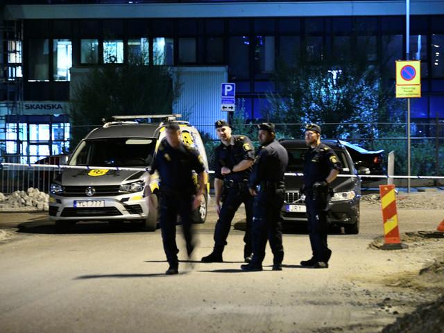 Mordförsök i Limhamn – en kvinna gripen