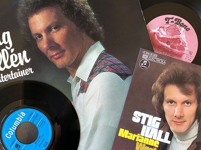 Stig Hallén – sant och sannolikt bakom höj mina öron