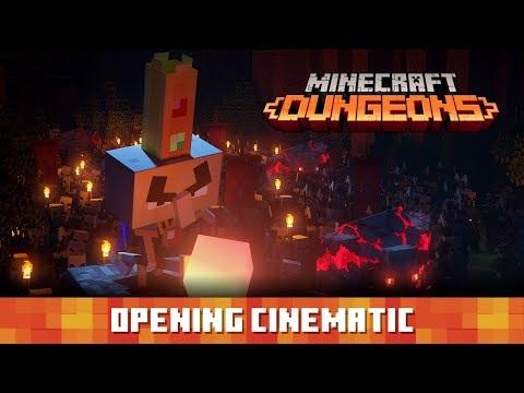 Nu kan du ansöka om att få testa Minecraft Dungeons
