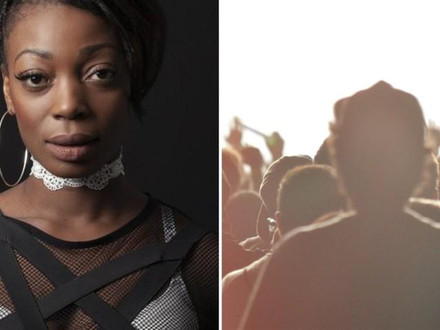 Artisten Aurelia Dey tvingades söka krisstöd för att klara sig