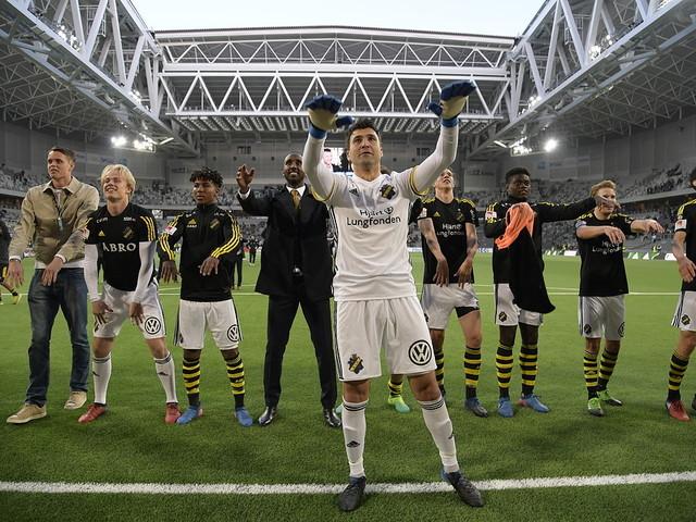 AIK-målvakt talar ut om mutförsök