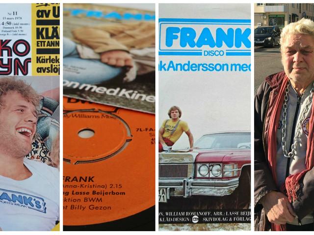 Frank Andersson och hans brottarhit