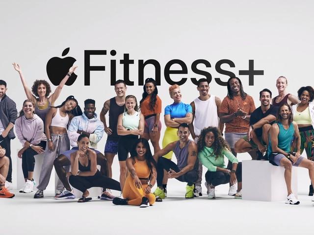Apple presenterar Apple Fitness+