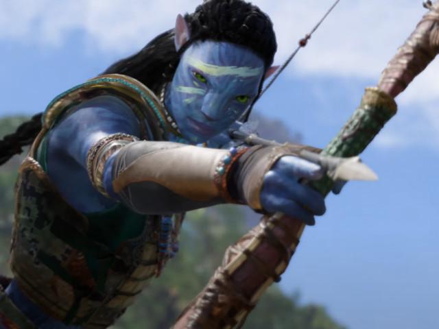 Storfilmen Avatar antar spelform år 2022