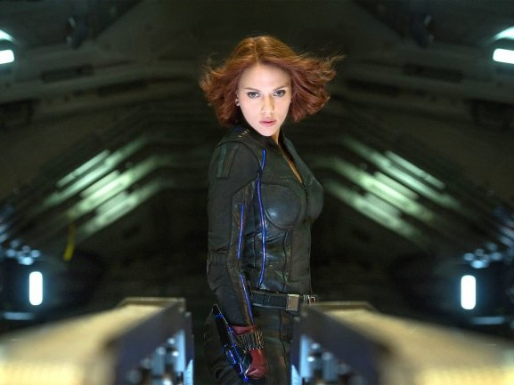 Arbetar Marvel på en film om Black Widow?