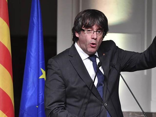 Puigdemont hoppas charma belgisk domare