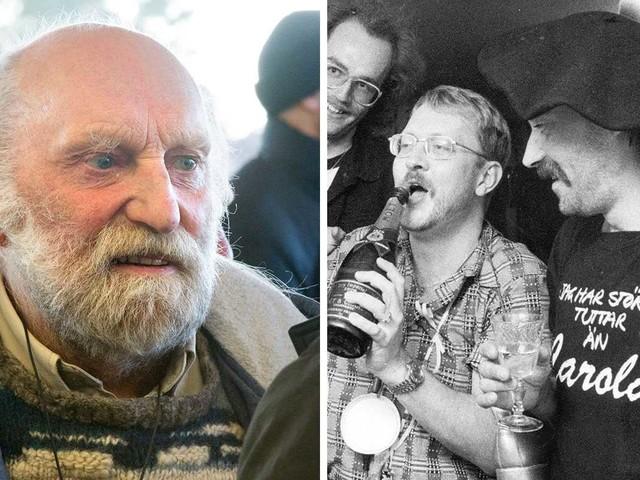 JUST NU: Bosse Skoglund är död