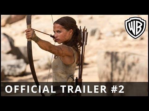 Ny trailer för Tomb Raider
