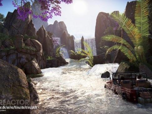 Kika på dessa magiska Uncharted: The Lost Legacy-bilder