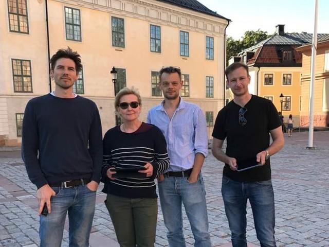 Digitala pionjärer får kulturpris