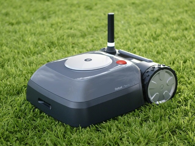 IRobots robotgräsklippare Terra klipper utan slinga