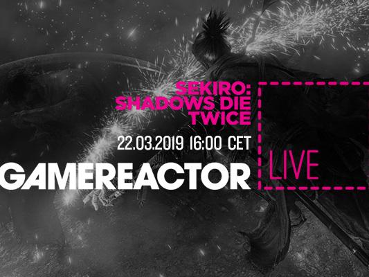 Gamereactor Live: Vi firar Sekiro: Shadows Die Twice-premiären
