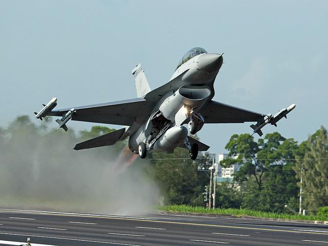 USA godkänner F16-försäljning till Taiwan