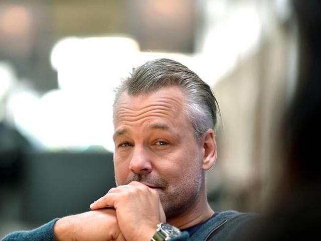 """Henrik Schyffert: """"Det var väldigt obehagligt"""""""