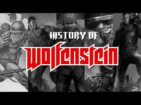 En liten historialektion om Wolfenstein