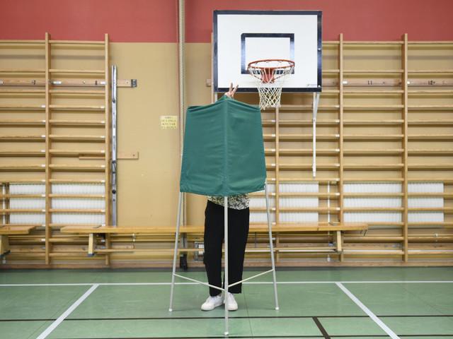 Skånska kommuner bland topp-tio i valdeltagande