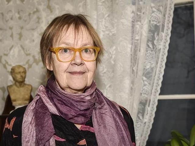 Tua Forsström ny ledamot i Akademien
