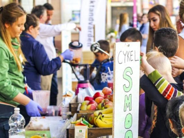 Citycon och Serneke i satsning på urban odling